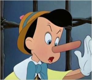 Pinochio Nose