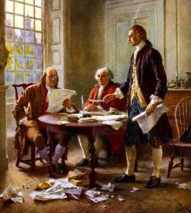 founding fathers debate